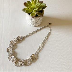 ✨3 for $12✨ Lauren Conrad Floral Necklace